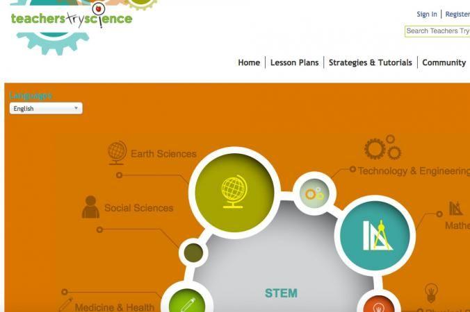 7 website khoa học tốt nhất dành cho trẻ (Ảnh: Pinterest)