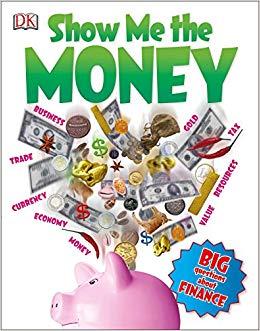 12 cuốn sách tiếng Anh dạy trẻ về tiền (Ảnh: Amazon)