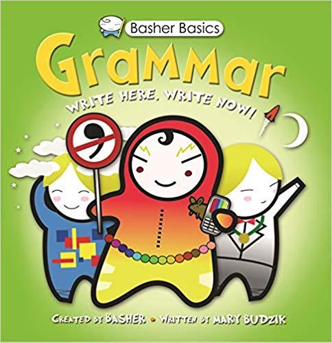 12 cuốn sách tranh dạy trẻ quy tắc ngữ pháp tiếng Anh (Ảnh: Amazon)