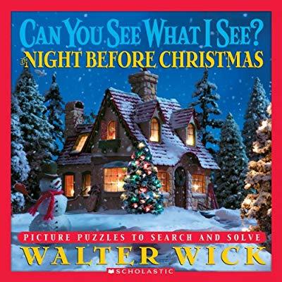 Scholastic gợi ý sách Giáng sinh đọc cùng con (Ảnh: Amazon)
