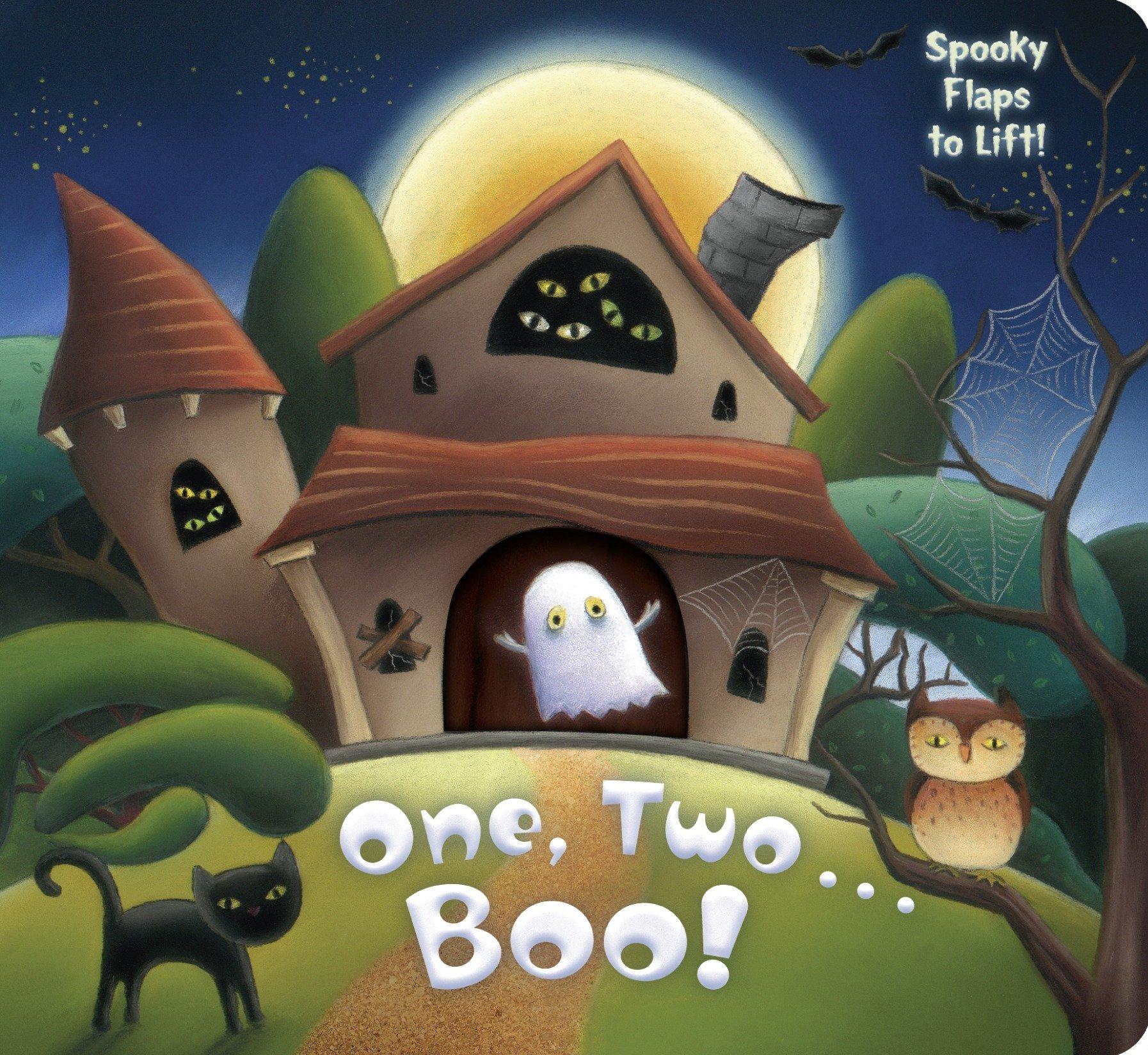 10 cuốn sách về Halloween được cha mẹ mua nhiều nhất (Ảnh: Amazon)