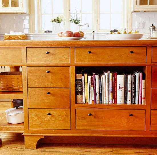 Đặt sách ở những vị trí này trong nhà, trẻ sẽ mê đọc sách hơn (Ảnh: Traditional Home Magazine)