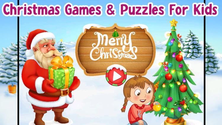 Trò chơi Giáng sinh cho bé (Ảnh: AppAdvice)