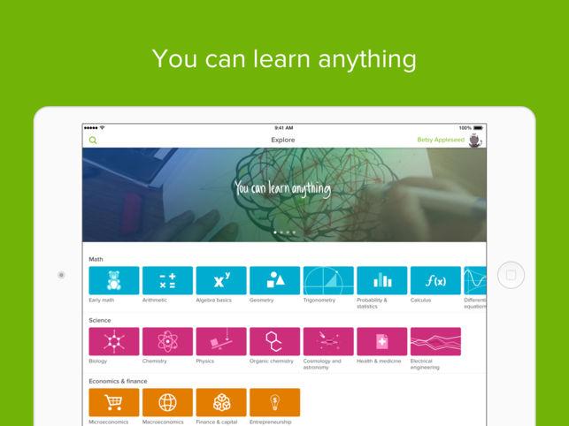 8 ứng dụng dạy trẻ môn địa lý (Ảnh: iTunes - Apple)