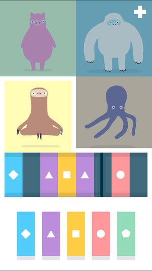 7 ứng dụng truyền cảm hứng sáng tạo cho bé (Ảnh: iTunes - Apple)