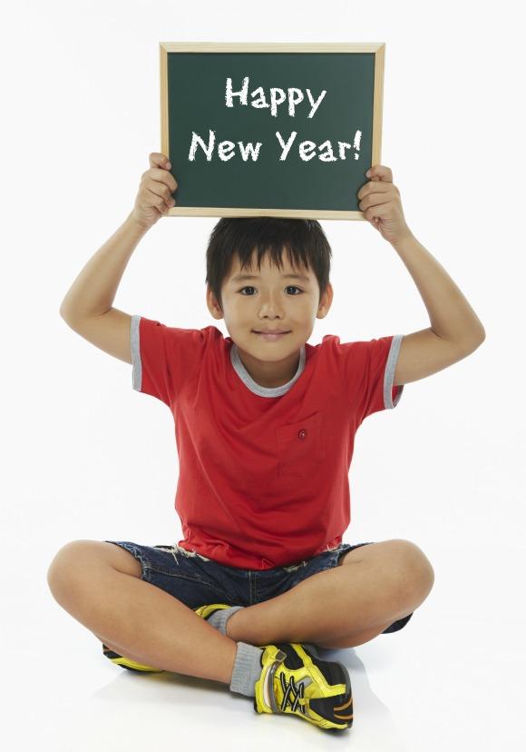 Hướng dẫn chi tiết cách giúp bé đặt mục tiêu năm mới (Ảnh: Jinxykids)