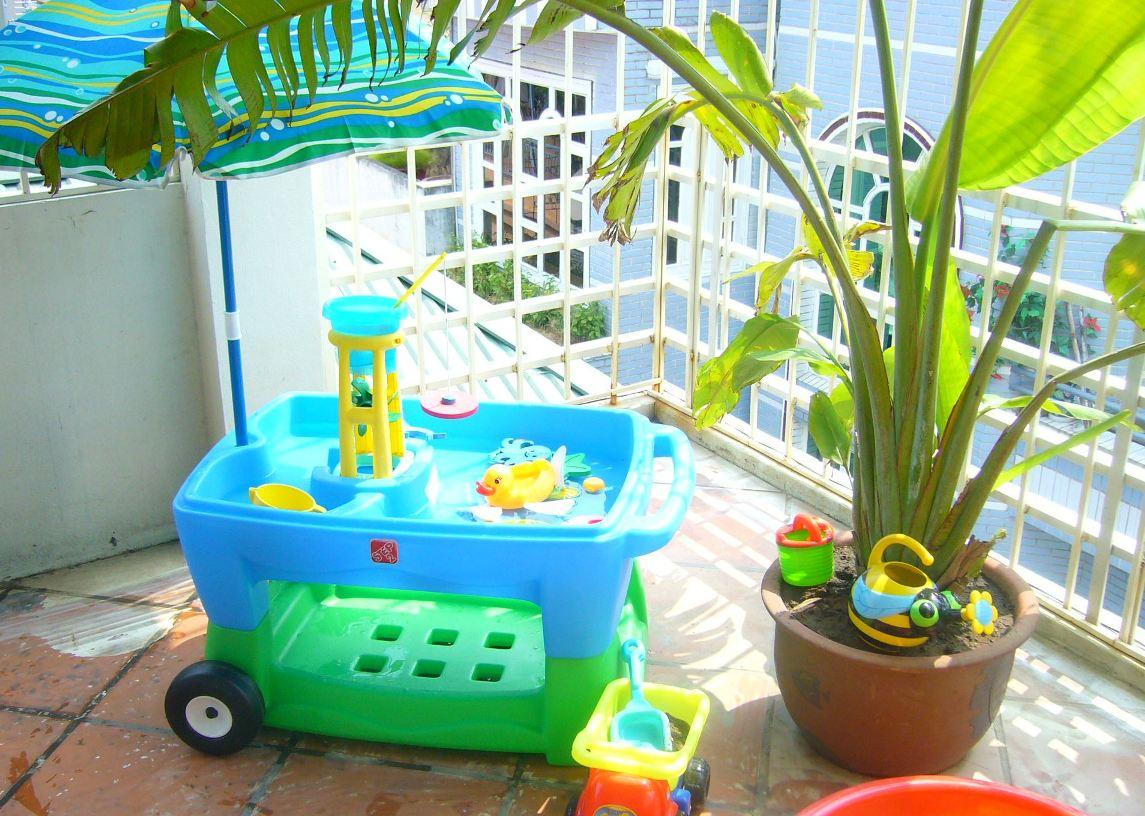 Cơ sở vật chất trường mầm non JoyBell Kids - Chuông Nhỏ, quận Đống Đa, Hà Nội (Ảnh: website trường)