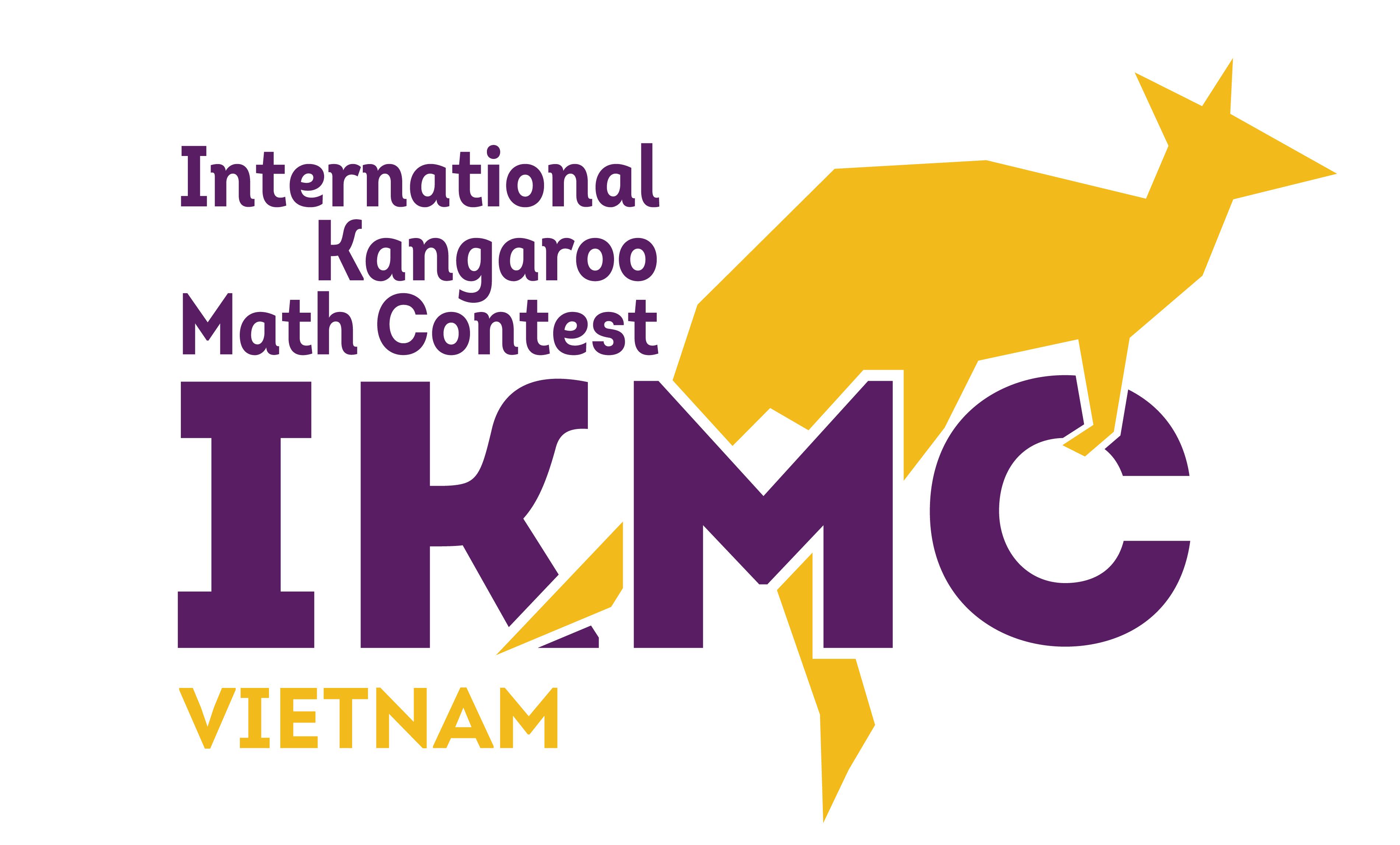 Kỳ thi toán quốc tế Kangaroo - IKMC (Ảnh: website kỳ thi)