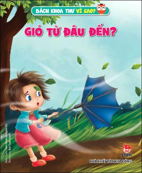 Chọn sách hay tiếng Việt cho trẻ 6-7 tuổi - Bách khoa thư vì sao (Ảnh: Kim Đồng)