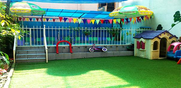 Cơ sở vật chất trường mầm non Kindy Garden tại quận Ba Đình - Hà Nội (Ảnh: website trường)