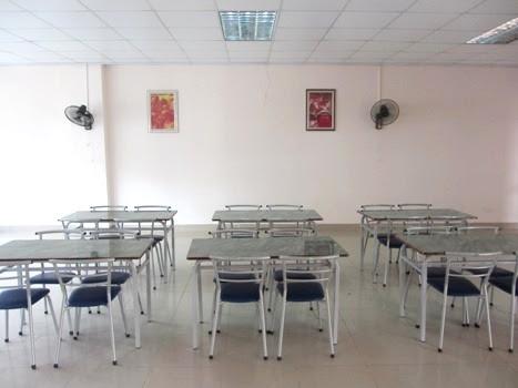 Bếp ăn trường tiểu học Thăng Long Kidsmart