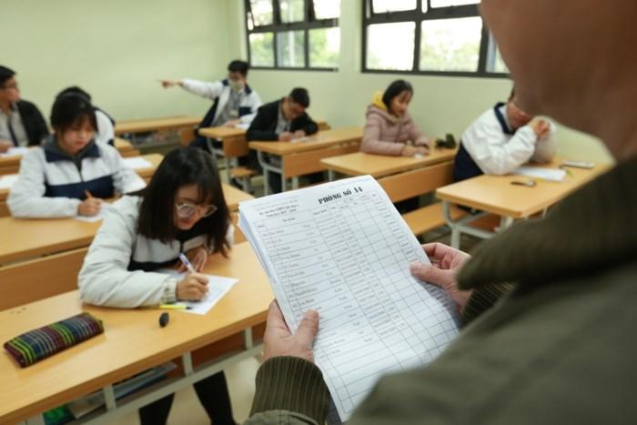 Cơ sở vật chất trường Lương Thế Vinh - Trường THCS và THPT dân lập Hà Nội (Ảnh: website nhà trường)