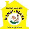 Logo trường mầm non Bambi House tại quận Thanh Xuân, Hà Nội (Ảnh: website trường)