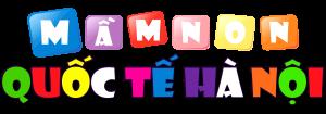 Logo trường mầm non Quốc tế Hà Nội - Hai Bà Trưng (Ảnh: website trường)