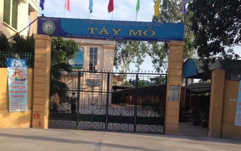 Tây Mỗ - Trường THCS công lập quận Nam Từ Liêm, Hà Nội (Ảnh: Foody)