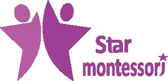 Logo trường mầm non Ngôi Sao - Star Montessori tại quận Hai Bà Trưng, Hà Nội (Ảnh: website trường)