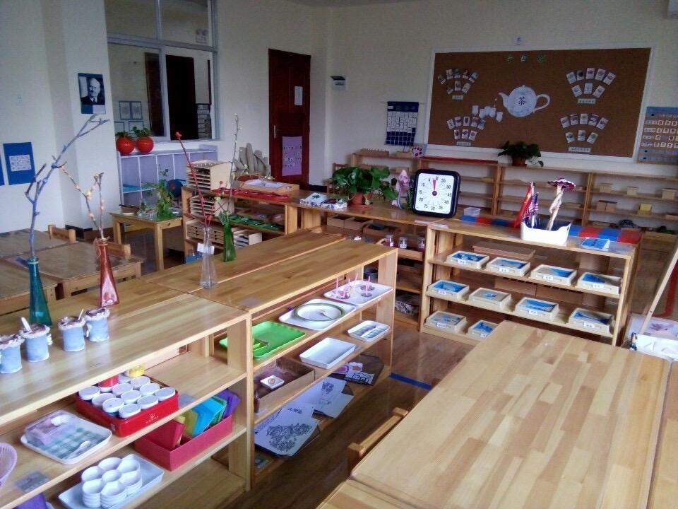 Cơ sở vật chất trường mầm non Peace Montessori - PMS tại quận Đống Đa, Hà Nội (Ảnh: website trường)