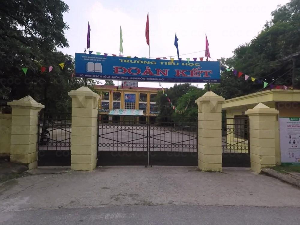 Trường Tiểu học công lập quận Hà Đông, Đoàn Kết (Ảnh: Cốc Cốc)