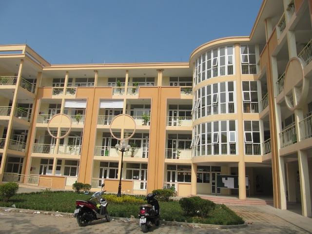 Nguyễn Đình Chiểu, trường THCS công lập quận Hai Bà Trưng, Hà Nội (Ảnh: website nhà trường)