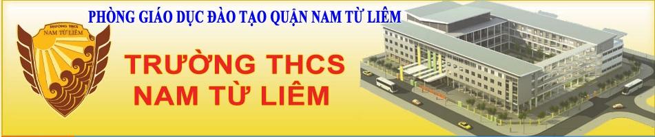 Trường THCS Nam Từ Liêm, quận Nam Từ Liêm, Hà Nội (Ảnh: website nhà trường)