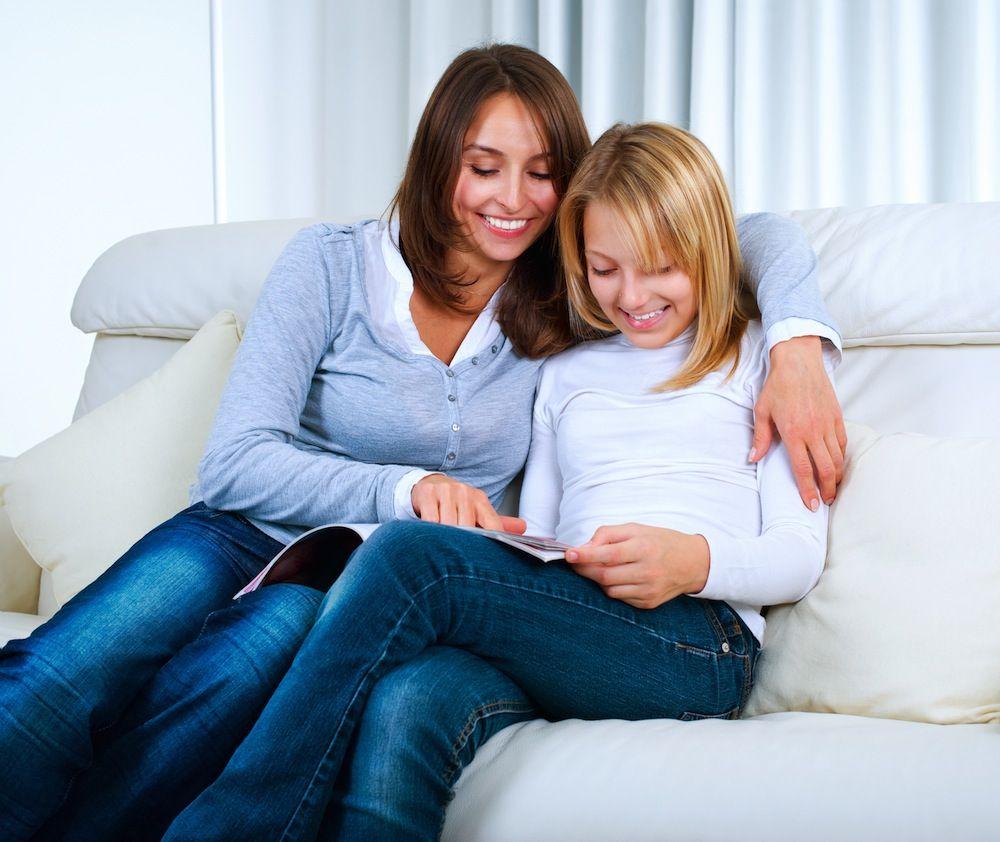 5 lý do đọc sách cho con khi trẻ đã lớn vẫn là tốt nhất (Ảnh: Pinterest)