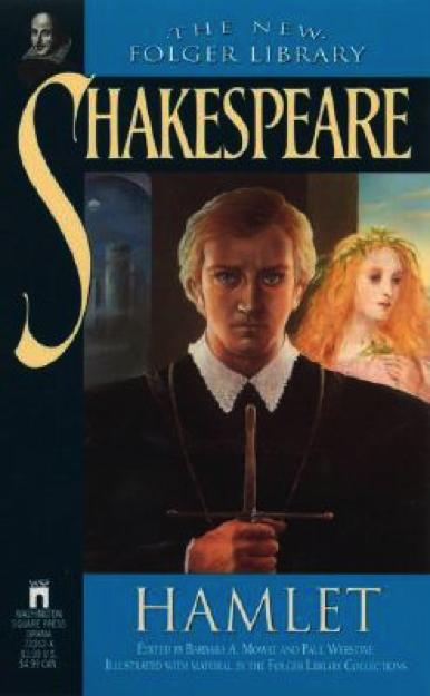 Hamlet Book Cover - Popular Kids Books
