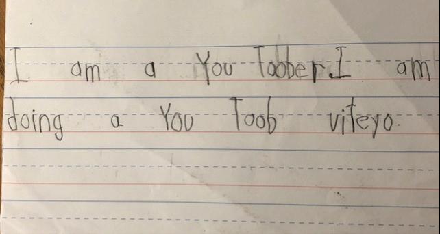 10 bí quyết dạy kỹ năng viết cho trẻ mầm non (Ảnh: We Are Teachers)