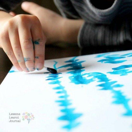 15 hoạt động siêu vui để bé mầm non tập viết chữ (Ảnh: We Are Teachers)