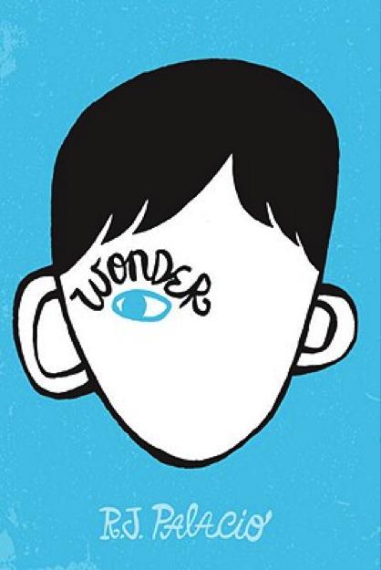 Wonder Book Cover - Popular Kids Books