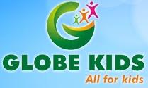 Logo trường mầm non Globe Kids tại quận Cầu Giấy, Hà Nội (Ảnh: Schoolcare)