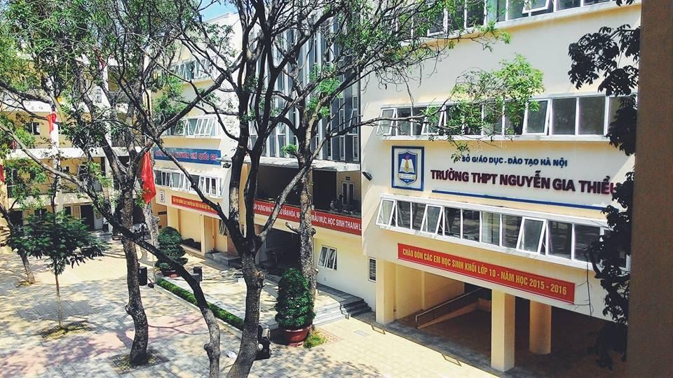 Nguyễn Gia Thiều - Trường THPT công lập quận Long Biên, Hà Nội (Ảnh: NGT- 10a7)