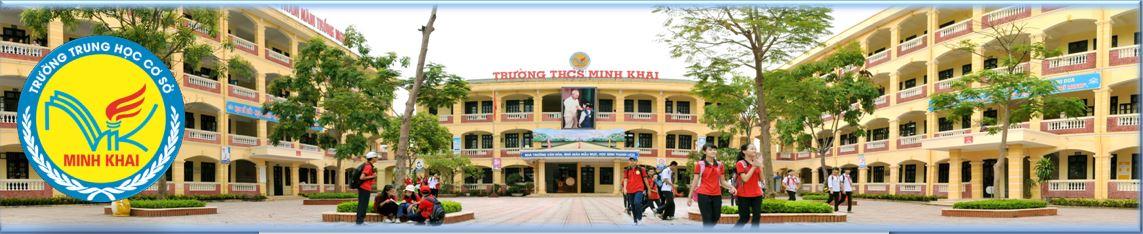 Miinh Khai - Trường THCS công lập quận Bắc Từ Liêm, Hà Nội (Ảnh: website nhà trường)
