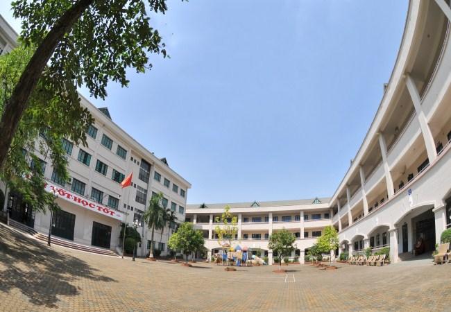 THPT Phương Nam - trường quận Hoàng Mai, Hà Nội.
