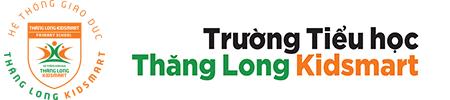 Logo trường tiểu học Thăng Long Kidsmart