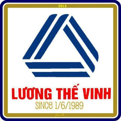 Logo trường Lương Thế Vinh - trường THCS - THPT dân lập tại Hà Nội (Ảnh: Wikipedia)