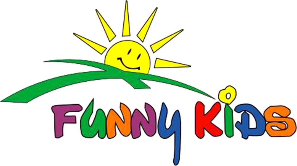 Logo trường mầm non Funny Kids, quận Cầu Giấy, Hà Nội (Ảnh: website trường)