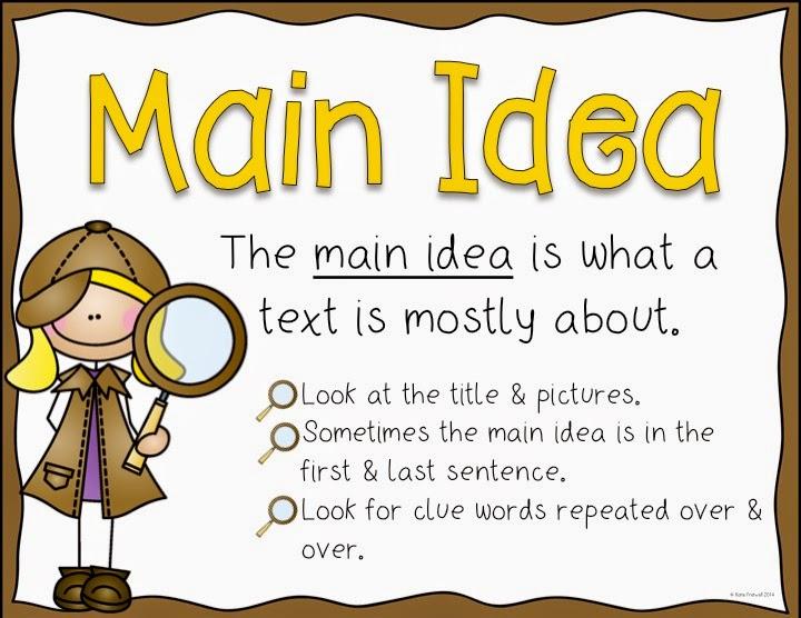 Khái niệm ý chính và cách tìm ý chính