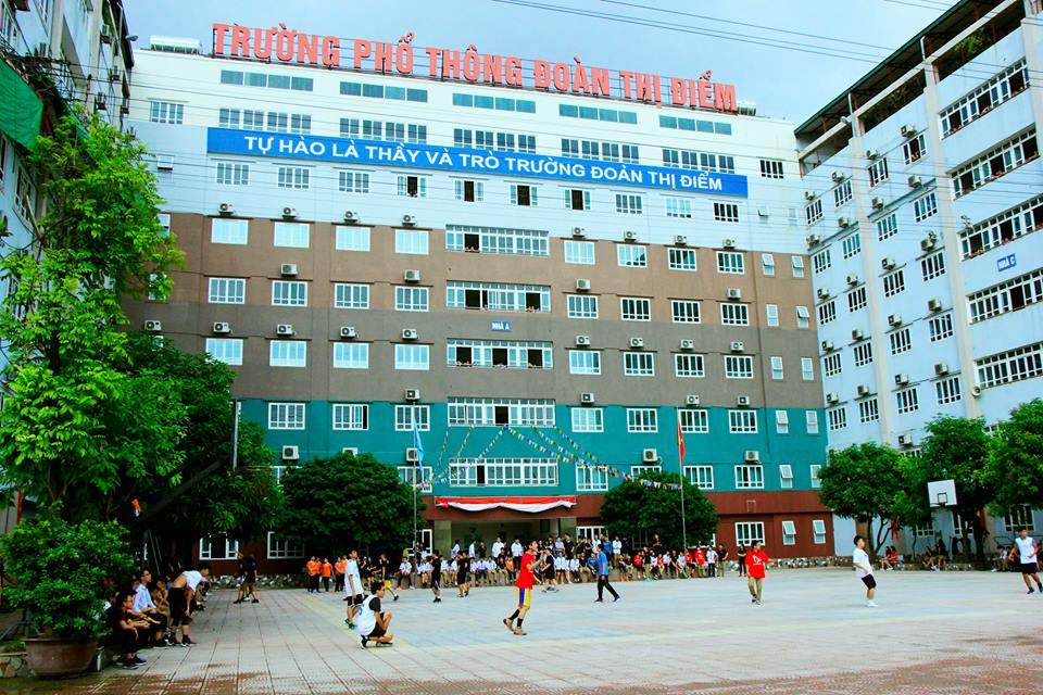Thông tin về trường Đoàn Thị Điểm