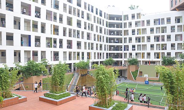Thông tin về trường Marie Curie