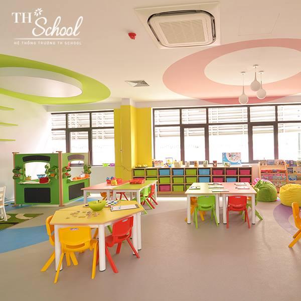 Thông tin về trường TH School