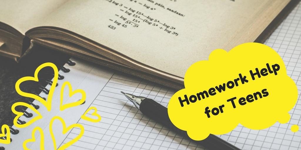 Cha mẹ giúp trẻ xử lý bài tập về nhà: Dành cho HS cấp 2 (Ảnh: Elliot Lake Public Library)