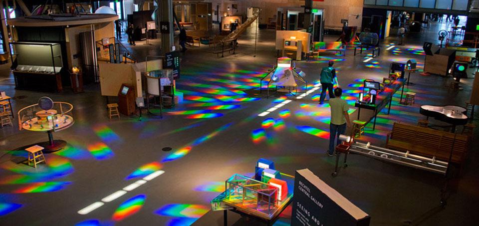 7 website khoa học tốt nhất dành cho trẻ (Ảnh: Exploratorium)