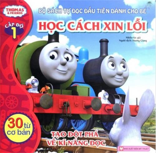 Chọn sách hay tiếng Việt cho trẻ 6-7 tuổi - Bộ sách tự đọc đầu tiên dành cho bé (Ảnh: Công ty Sách Gia Định)