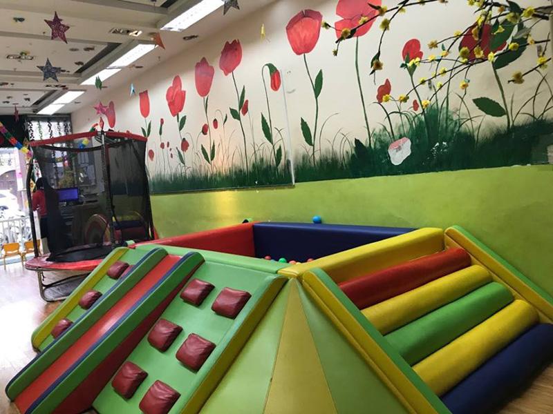 Cơ sở vật chất trường mầm non Thực Nghiệm Mới - Ha Noi Montessori Childcare - HMC tại quận Hoàn Kiếm - Hà Nội (Ảnh: MarryLiving)