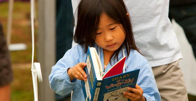 Những cuốn sách được học sinh Mỹ đọc nhiều nhất (Ảnh: Reading Rocket)