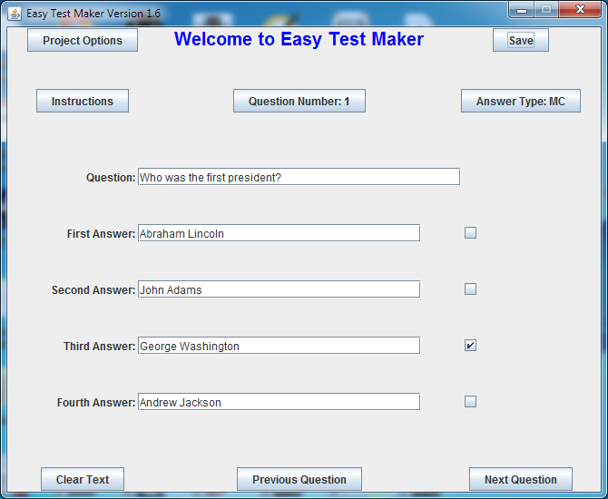 10 công cụ giúp tạo quiz online cho trẻ (Ảnh: RJ Software)