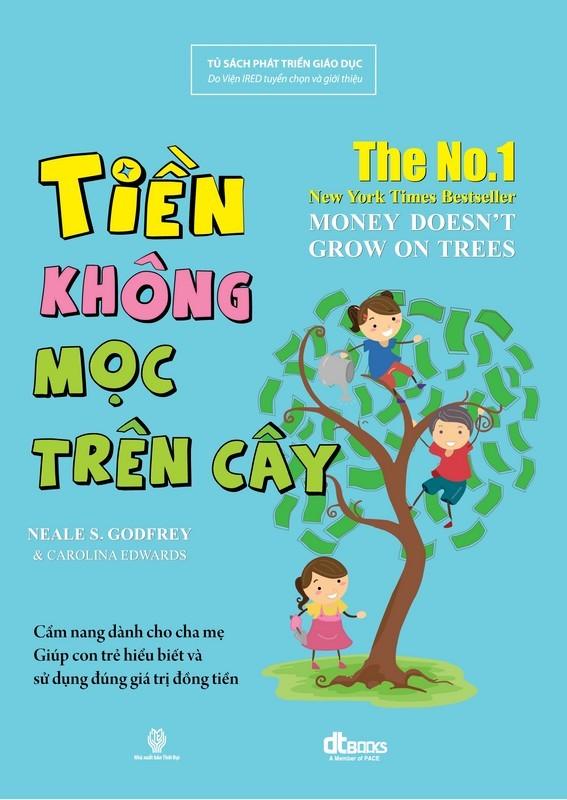 Cuốn sách giúp cha mẹ dạy con về tiền trong bối cảnh nhiều xáo động trong lĩnh vực tài chính như hiện nay.