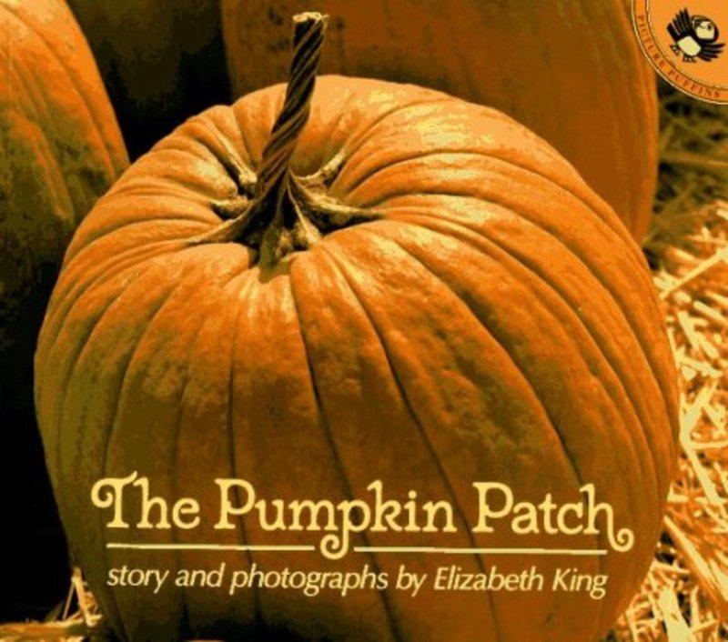 Sách về bí ngô  - The Pumpkin Patch