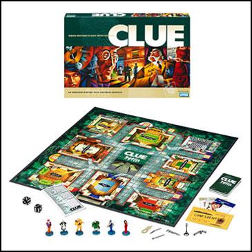 Clue - 10 trò chơi board games kinh điển được trẻ em Mỹ mê mẩn (Ảnh: Teacher Vision)