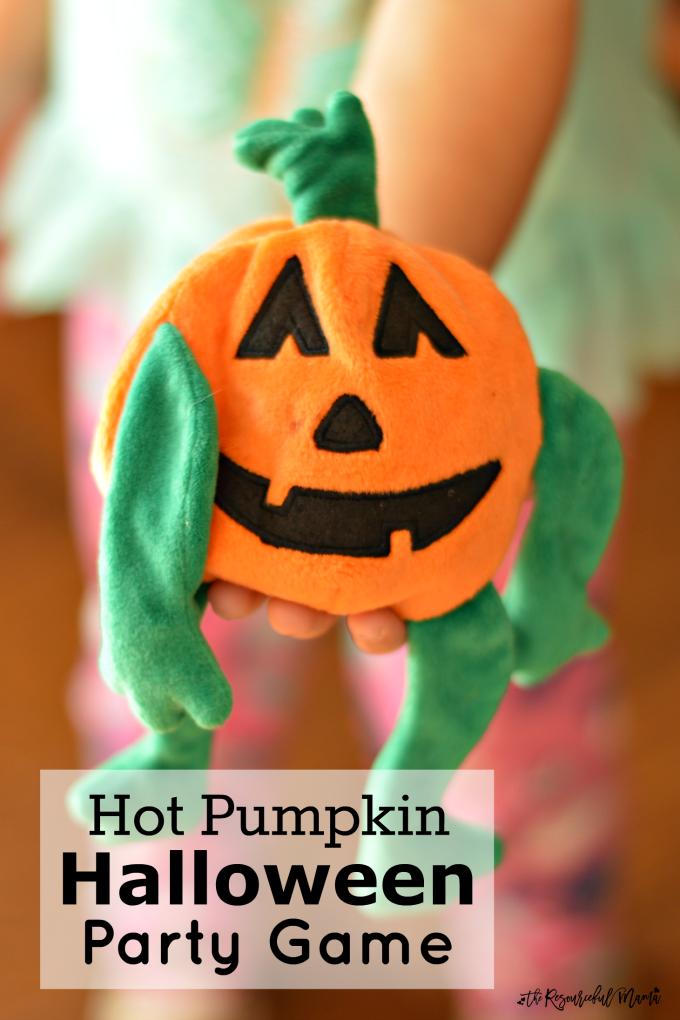 Gợi ý 4 trò chơi Halloween cho nhóm trẻ (Ảnh: The Resourceful Mama)